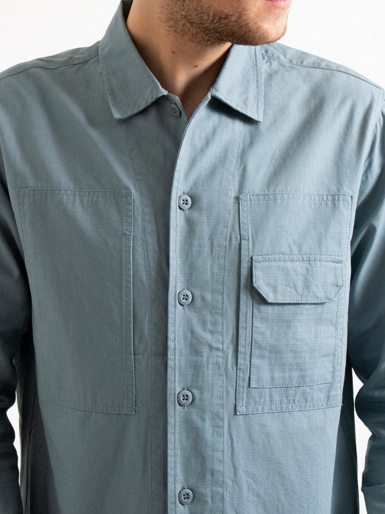 PARLEZ PARLEZ Furl Shirt Slate