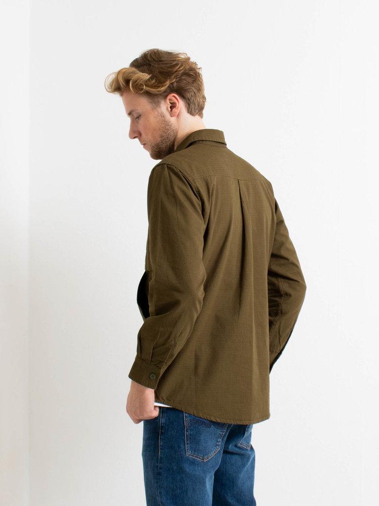 PARLEZ PARLEZ Jones Shirt Khaki