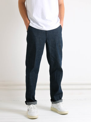 Nudie Jeans Nudie Jeans Lazy Leo Dry Classic Slub