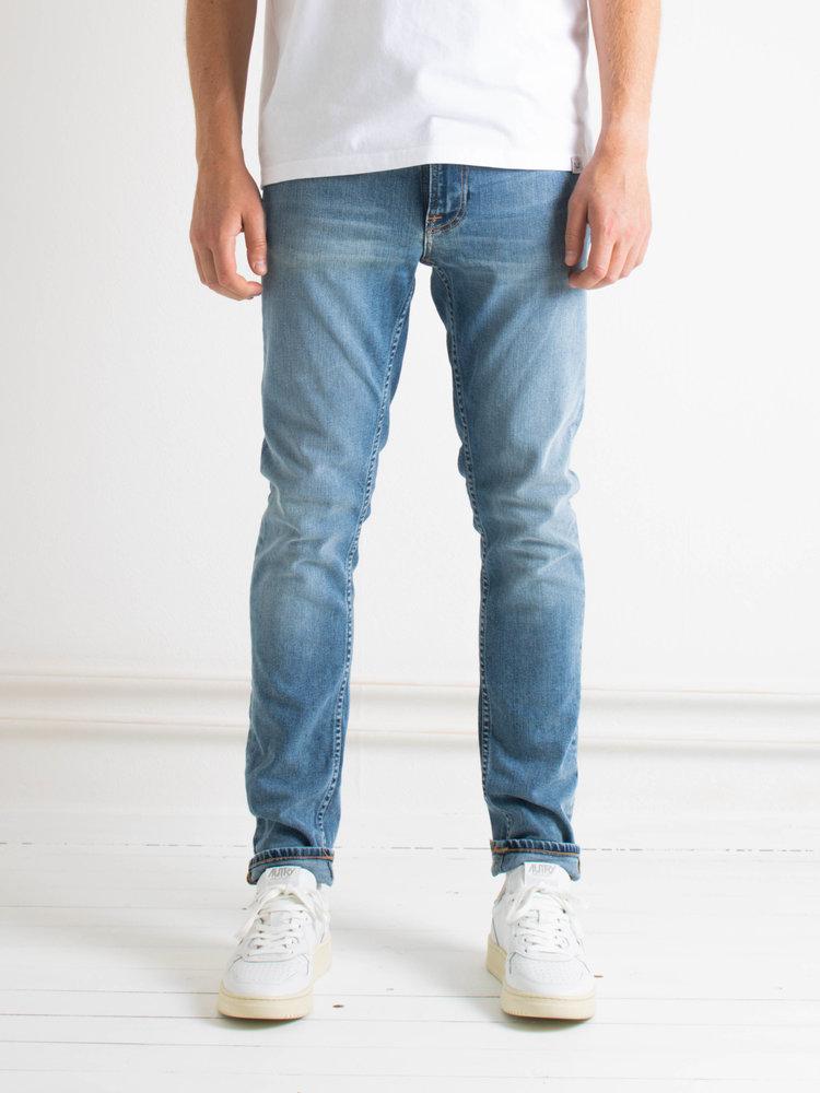 Nudie Jeans Nudie Jeans Lean Dean Indigo Salt