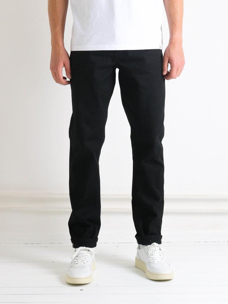 Nudie Jeans Nudie Jeans Steady Eddie II Dry Black Selvage