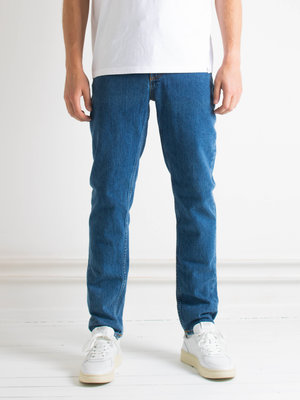 Nudie Jeans Nudie Jeans Steady Eddie II Friendly Blue