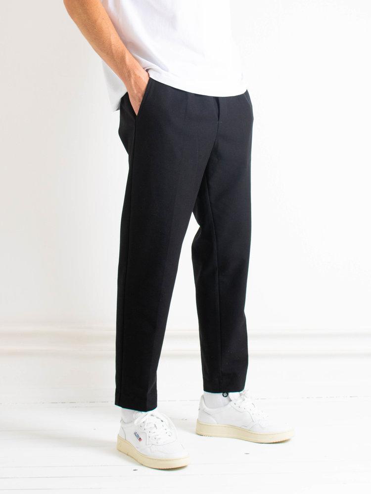 Samsøe Samsøe Samsøe Samsøe Agnar trousers Black