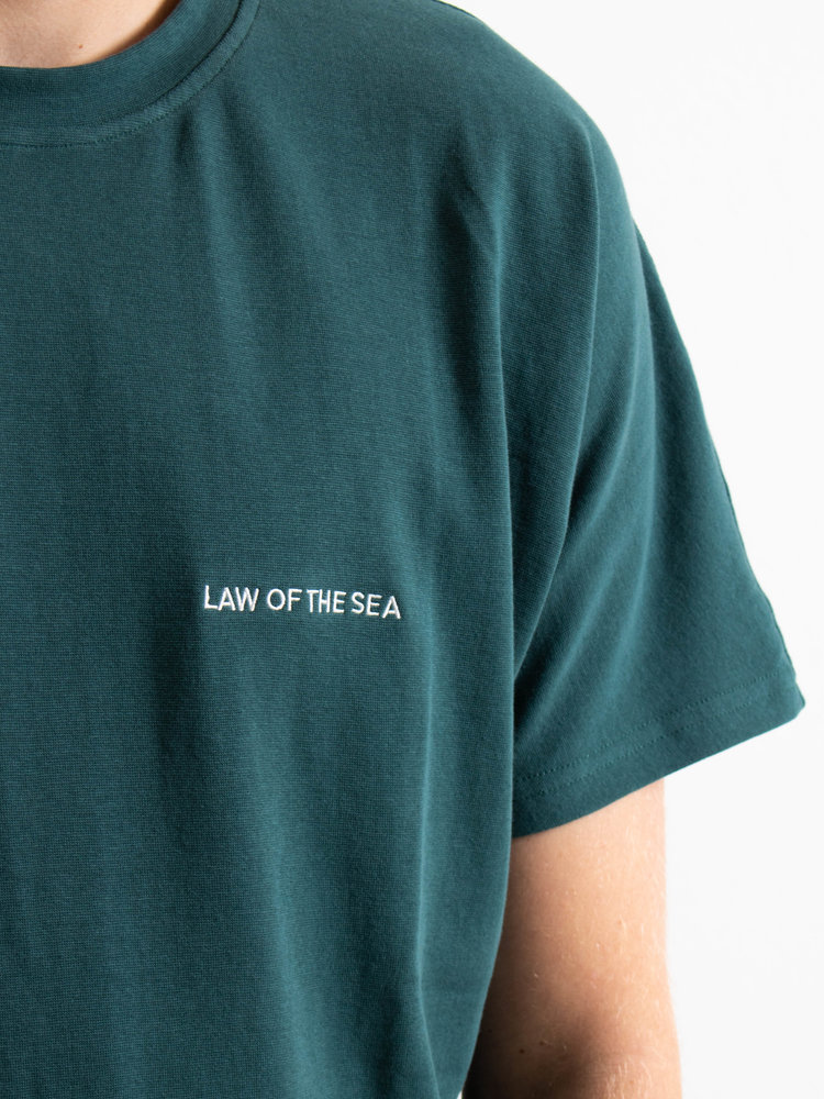Law Of The Sea Law Of The Sea Shark Cafe Tee Sea Moss