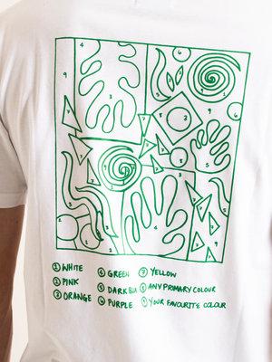 Castart Castart Matisse T-Shirt White