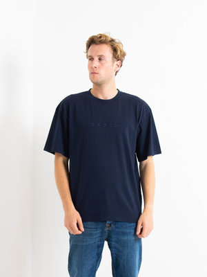Edwin Jeans Edwin Jeans Katakana Tee Navy Blazer