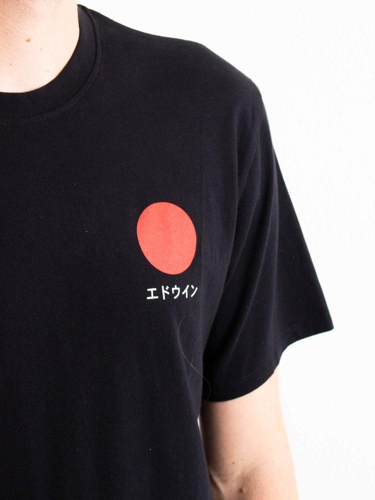 Edwin Jeans Edwin Jeans Japanese Sun TS Black Washed