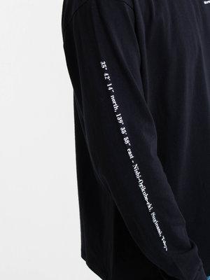 Edwin Jeans Edwin Jeans Strange Object Longsleeve Black Washed