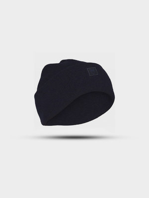 Knowledge Cotton Apparel Knowledge Cotton Apparel Leaf Organic Wool Beanie Total Eclipse