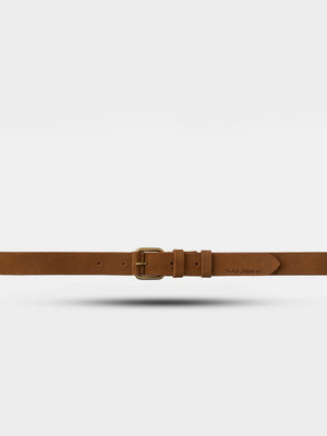 Nudie Jeans Nudie Jeans Dwayne Leather Belt Camel