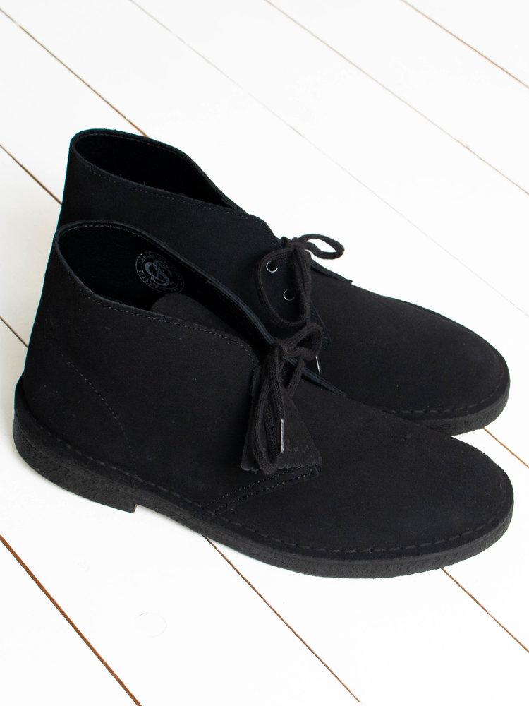 Clarks  Clarks Desert Boot Black