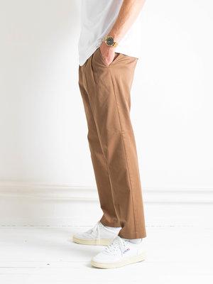 Samsøe Samsøe Samsøe Samsøe Lincoln wide trousers Shitake
