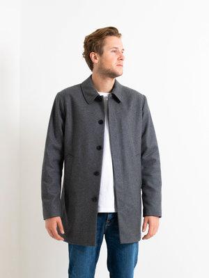 Samsøe Samsøe Samsøe Samsøe Kenpo x coat Grey Melange