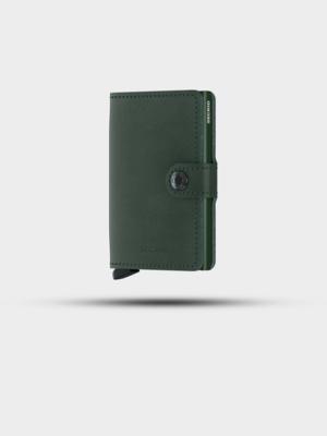 SECRID SECRID Miniwallet Original Green
