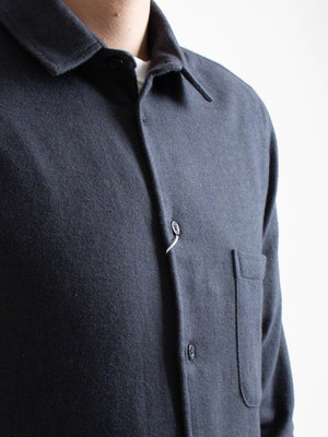 Samsøe Samsøe Samsøe Samsøe Liam BX shirt Darkest Spruce