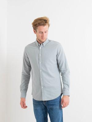 Samsøe Samsøe Samsøe Samsøe Liam BX shirt Silver Blue