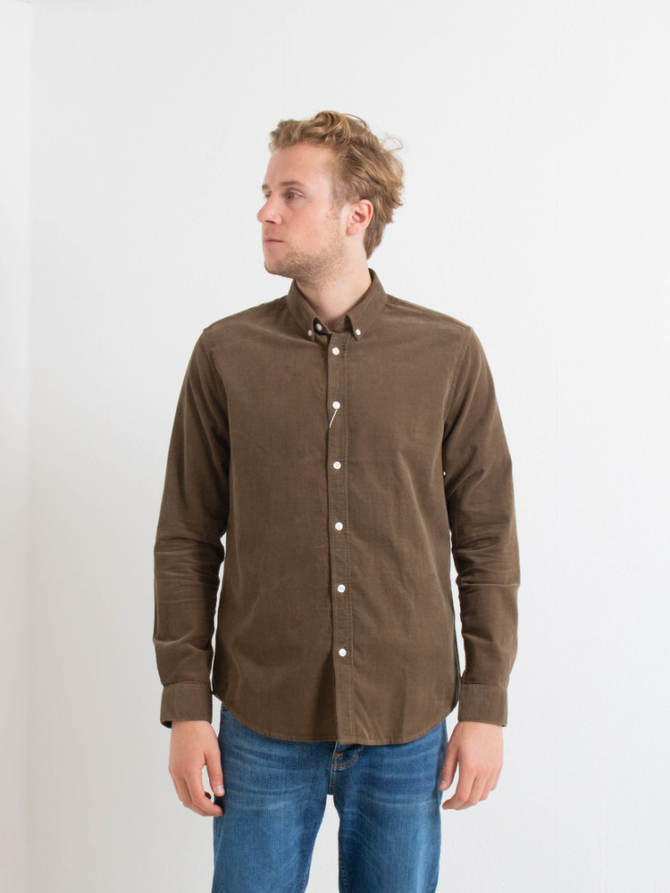 Samsøe Samsøe Samsøe Samsøe Liam BX shirt Shitake