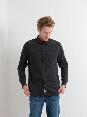 Samsøe Samsøe Samsøe Samsøe Liam BX shirt Asphalt
