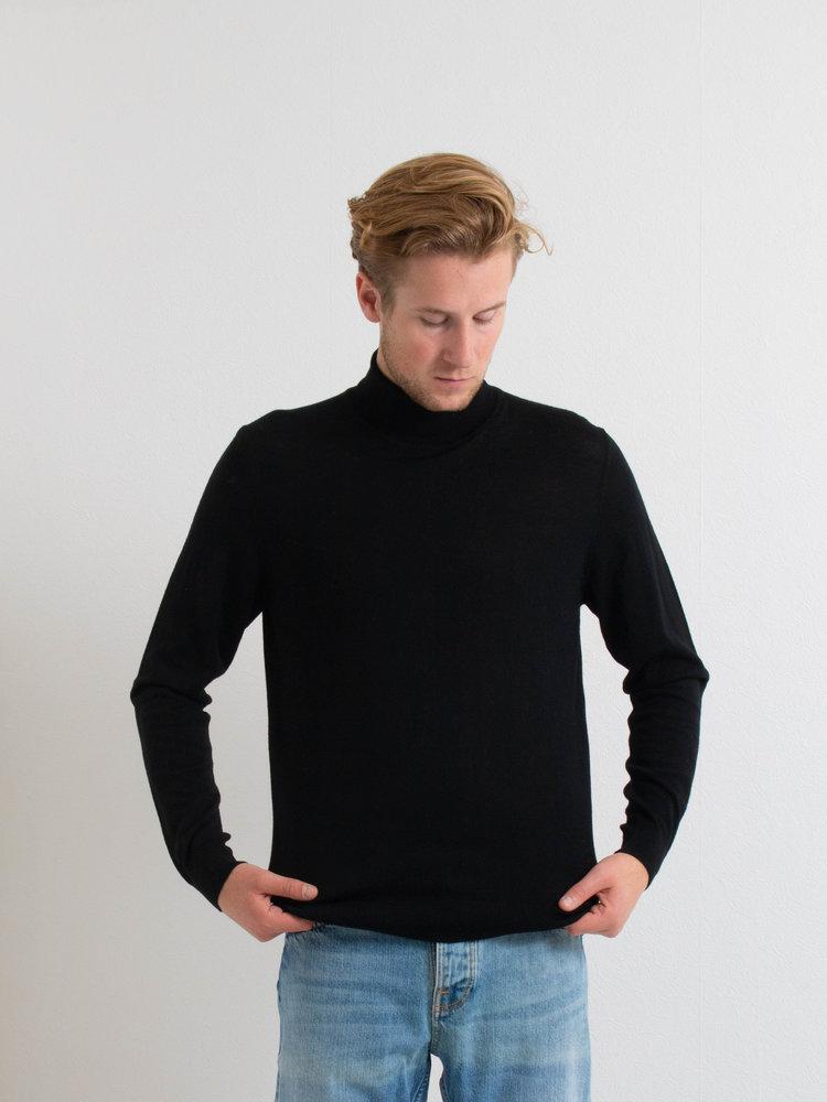 Samsøe Samsøe Samsøe Samsøe Flemming turtle neck Black