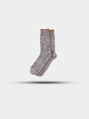 Nudie Jeans Nudie Jeans Rasmusson Multi Yarn Socks Grey