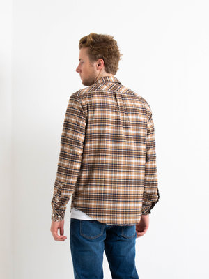 Samsøe Samsøe Samsøe Samsøe Liam NX shirt Cumin Check