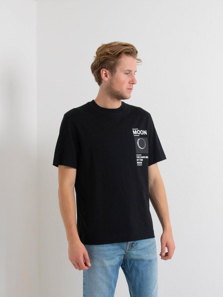Samsøe Samsøe Samsøe Samsøe Moon t-shirt Black