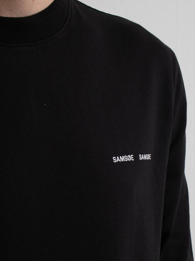 Samsøe Samsøe Samsøe Samsøe Norsbro Longsleeve Black