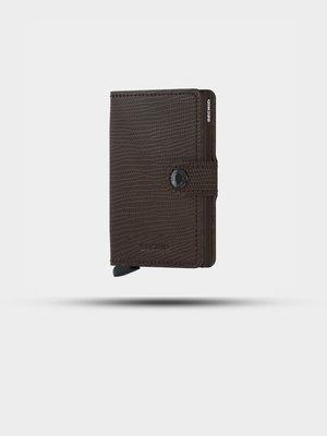SECRID SECRID Miniwallet Rango Brown/Brown