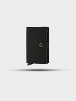 SECRID SECRID Miniwallet Crisple Black