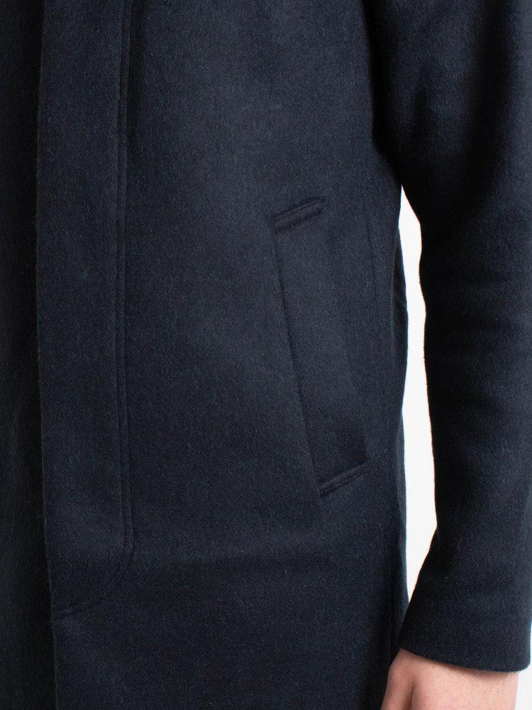 Samsøe Samsøe Samsøe Samsøe Kenpo x coat Dark Grey Melange