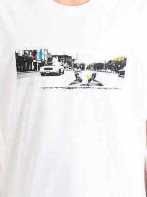 Polar Skate Co. Polar Skate Co. Houston St. T-Shirt White