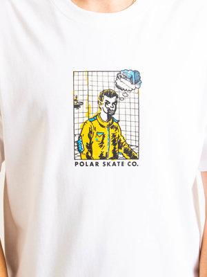 Polar Skate Co. Polar Skate Co. Medusa Desires T-Shirt White