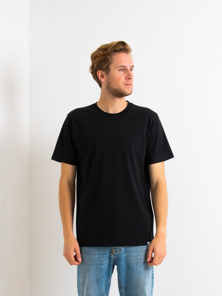 STUEN.Label STUEN.Basic Tee Black