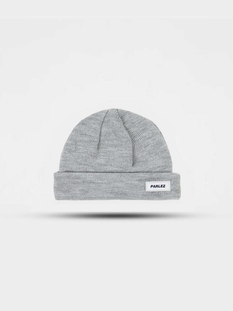 PARLEZ PARLEZ Charlton Beanie Heather