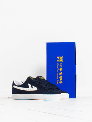Warrior Shanghai Warrior Shanghai Dime Suede Navy/White