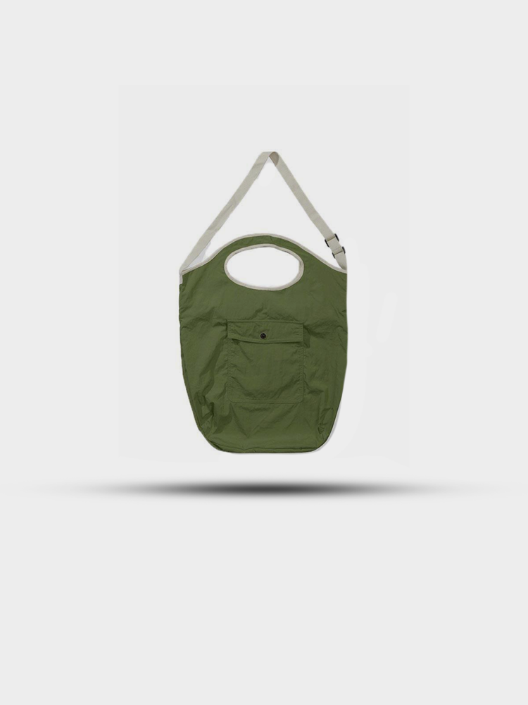 Native North Native North Scandi Shoulder Bag Green