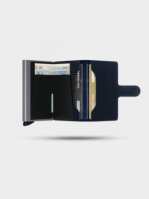 SECRID SECRID Miniwallet Rango Blue/Titanium