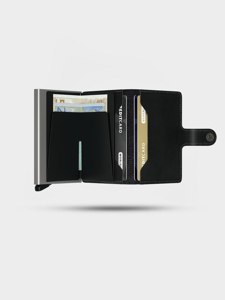 SECRID SECRID Miniwallet Original Black