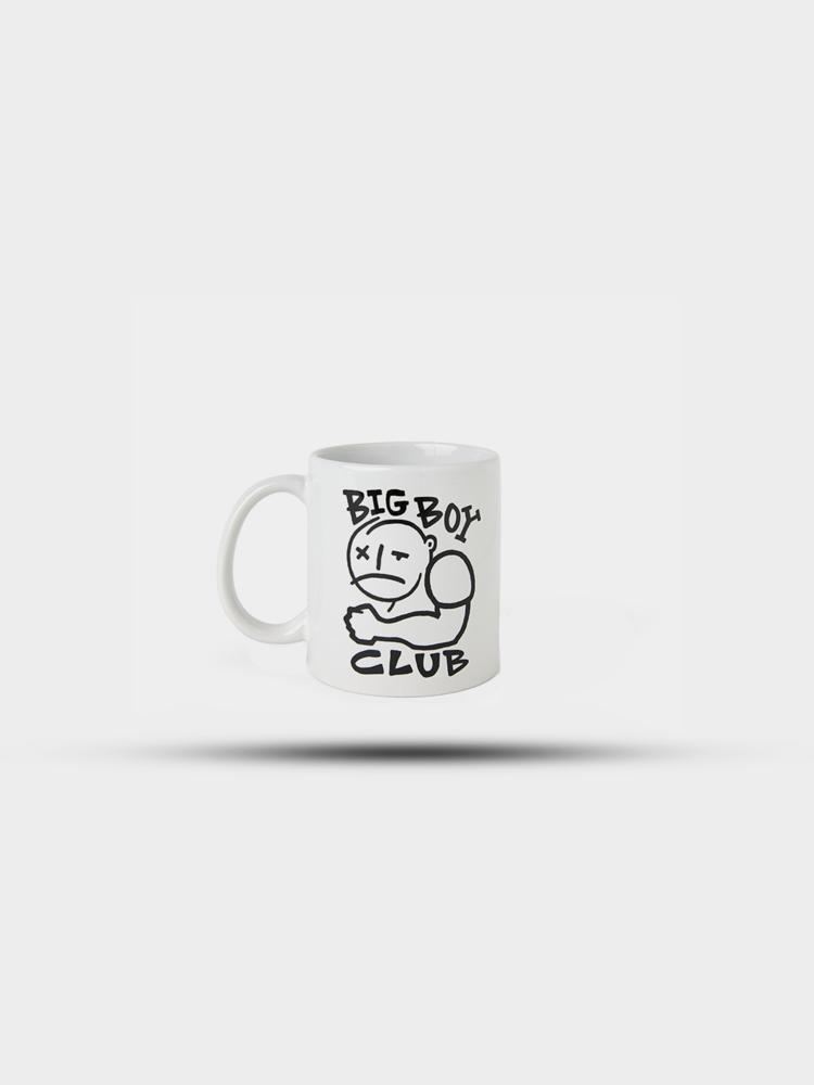 Polar Skate Co. Polar Big Boy Club Mug