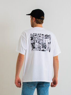 Polar Skate Co. Polar Weight Tee White