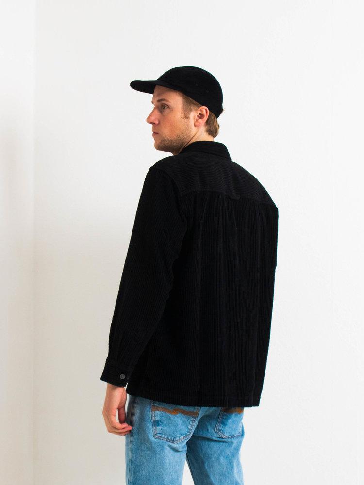Polar Skate Co. Polar Cord Shirt Black