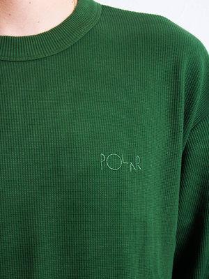 Polar Skate Co. Polar Shin Longsleeve Hunter Green