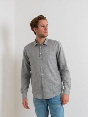 Samsøe Samsøe Samsøe Samsøe Liam NX shirt Grey Melange