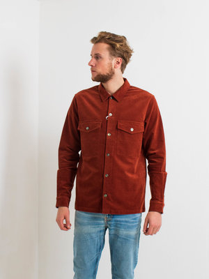 Samsøe Samsøe Taka JI Shirt Brandy Brown