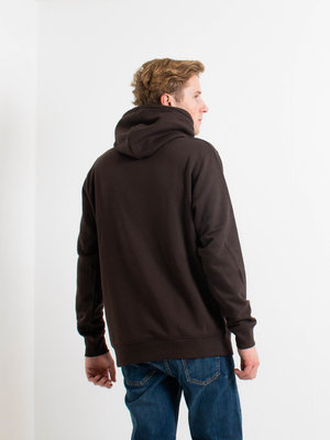 STUEN.Label STUEN.Label STUEN.Hoodie Brown