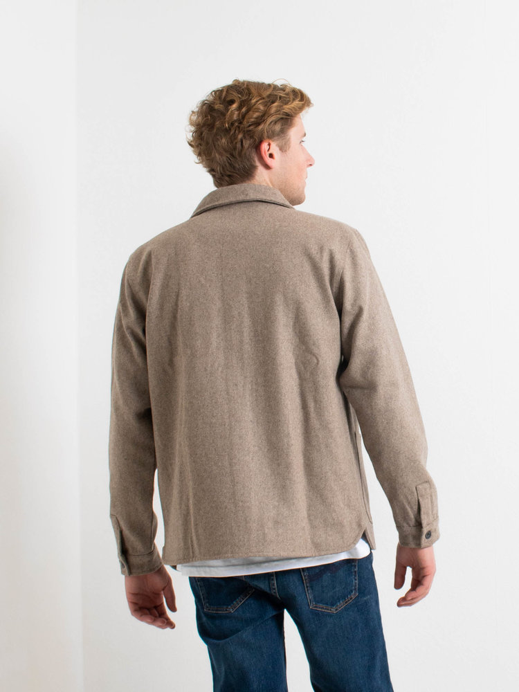 Native North Native North Wool Utility Jacket Dirt