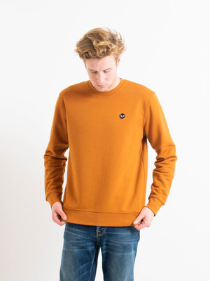 STUEN.Label STUEN.Label Sweater Roasted Orange