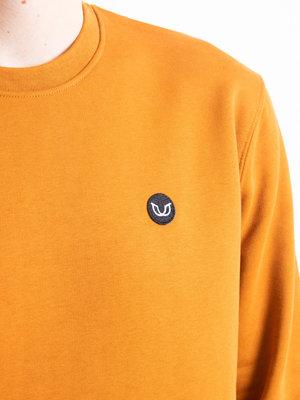 STUEN.Label STUEN.Label STUEN.Sweater Roasted Orange