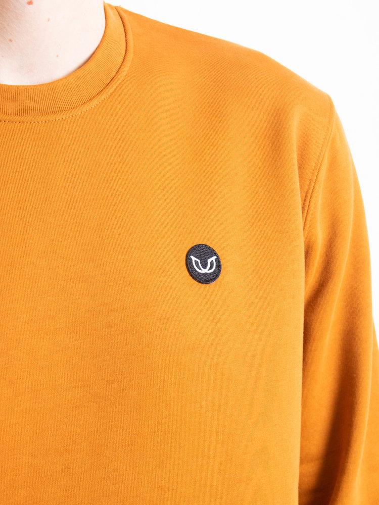 STUEN.Label STUEN.Label Sweater Roasted Orange