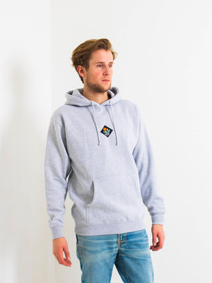 PARLEZ PARLEZ Kojo Hoodie Heather Grey